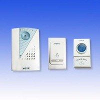 Forecum wireless digital doorbell DC V001AB