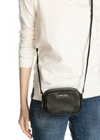 AB285 MANGO WOMEN SAFFIANO EFFECT MINI BAG solid Sling Bag Messenger Bags Cross Body free shipping dropshipping wholesale