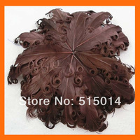 Wholesale ! Colors selected round nagorie feathe pad for baby hair accessory  300pcs/lot