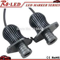 2pcs X10w Canbus LED Marker Angel Eyes For BMW E90 E91 Cree LED Bulbs  Error Free White