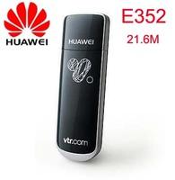 Unlocked HUAWEI E352 21.6Mbps 3G USB Modem Broadband Dongle Free Shipping