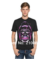 2014 S / S DT men's cotton T-shirt  chimpanzee Avatar  printing