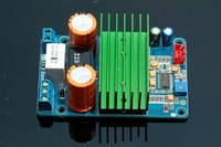 Free shipping, IRS2092S 250W Class D HIFI digital power amplifier board LM3886