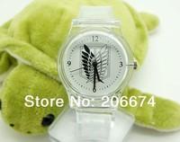 NEW Unisex Attack on Titan design analog watch.Quartz watch.Wristwatches+free shipping