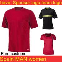 soccer jersey  women jersey  2014  World Cup home soccer jerseys football jerseys top thailand quality soccer uniform