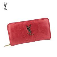 Hot selling PU Leather fashion designer Rivet bag women wallet Clutch Bag free shipping wholesale and retai