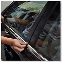 Car stainless steel window decoration bar cherys a13a5qq6 light of the window m1x1 cloud
