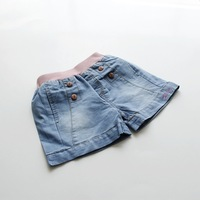 Wholesale  High Quality Children Boys Girls Fashion Denim Shorts Kids Cothing Boy's  Pants & Capris  3-4-5-6-7years Old