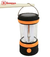 Portable camping light camping lantern solar portable camping light