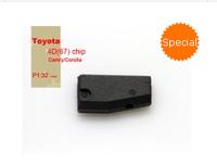 Free Shipping Toyota 4D67 Chip Carbon Pg1:32 10pcs/lot