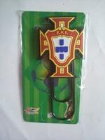 Portugal national football team plastic bookmark /  soccer fans bookmarklet
