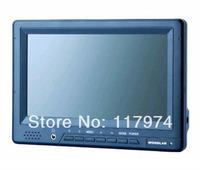 "NEW WONDLAN WM700B 7 inch dslr monitor/ WONDLAN 7"" monitors LCD Monitor for 800x480 Free shiping"