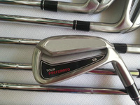 2014 CB Preferred tour Golf Irons With R300/S300 Steel Shafts #3456789 Pw Aw 9pcs golf irons set
