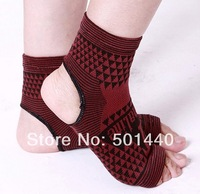 Neoprene Slimming Tourmaline Magnetic Ankle Pads
