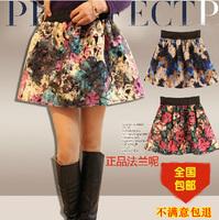 Women's sheds bud skirt short skirt high waist puff skirt bust skirt h51