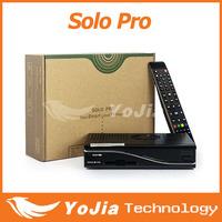 5pcs VU+ SOLO PRO tuner S2 satellite tv receiver mini vu solo OpenPLi4.0 Blackhole2.0.8 function as cloud ibox  Free Shipping
