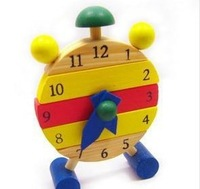 DIY quality educational toys/intelligence development small disassembling the clock