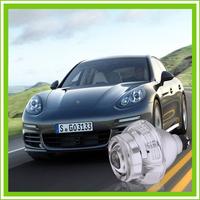 MINI HID BI-XENON PROJECTOR LENS FOR Porsche, 2.5 INCH, Headlight EASY INSTALL   Angel Eyes