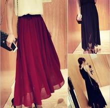 cheap stylish long skirts