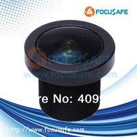 """2 Megapixel Fisheye Board Lens 1.38mm lens with 1/1.8"""" M12 Moun"""