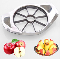 Free shipping multifunction Stainless steel Apple slicer Fruit slicer