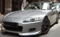 PAINTED 00-03 S2000 BODY KIT FRONT LIP SPOILER SPLITTERS (Brand new, no MOQ, In stock, Free shipping)