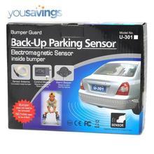 Авто электромагнитная датчик нет отверстия авто обратный парковочный радар резервное копирование радиолокационной системы