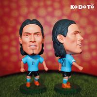KODOTO 21# CAVANI (URY) 2014 World Cup Soccer Doll