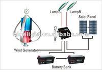 Brand new 12V 24V vertical wind generator 300w/400w