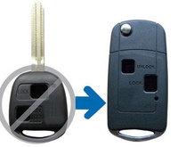 Haversian wingle h3 h5 key car remote control key modified folding key