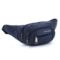 2014 new brand designer nylon waist pack,casual sports women's travel bag,fashion waterproof waist bags