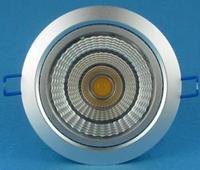 4pcs led cob lamp 50W cob downlight LED high bright Recessed Ceiling Downlight COB light factory outlet