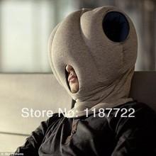 Hot Sales magique oreiller Neck protection Office Guard Nap oreiller autruche voyage oreiller sac sommeil pour Snooze livraison gratuite(China (Mainland))