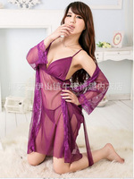 Free shipping wholesale sexy langerie fantasias sexy toys adult games sexy gowns garters