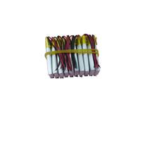 10pcs 3.7V 120 mAh Li-ion Polymer  rechargeable Lithium Li Battery For MP3 MP4 Bluetooth Headset  041030  free shipping