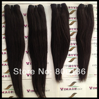 "Vimage hair products 100 human hair extension raw virgin hair unprocessed 8""-34"" avilable 1pcs lot free shipping"