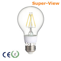 10PCS/Lot 6W 360 Degree LED Filament Bulb,E27 LED Bulb
