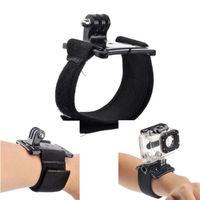 Diving Housing Case Adjustable Wrist Strap Mount for Gopro Hero 2 Hero3 Camera