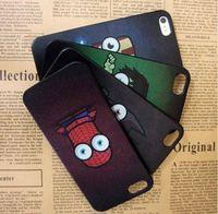 Ultralight Cute Lovely case For iPhone 4 4S 5 5S Funny Marvel Heros Polish Hard Cover