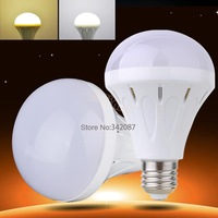On Sale! E27 27LED 5730SMD Cold/Warm White Energy Efficient Bulb Lamp Light 220V/7W b4 SV000055