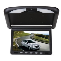 "9"" Super Slim IR HD/LED Roof Moniter with Dual Inputs Video Free Shipping"