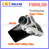 "Wholesale Car DVR Camera LS650W With 2.7"" TFT LCD + Full HD 1920*1080P 30FPS + G-Sensor + Super Night Vision + Free Shipping"