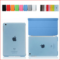 High quality leather protective smart case cover for IPAD AIR IPAD 5