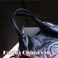 Top !! g Ori real leather soho shoulder Bag 282309 MEDIUM handbag hobo