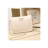 Small bags 2014 women's handbag plaid messenger bag chain bag fashion mini bag small sachet