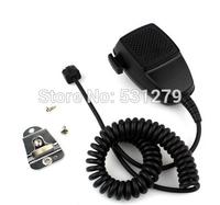 5x 8 Pin Handheld Shoulder PTT Speaker MIC For Motorola Radio GM300 GM350 GM338 GR400 Car portable radio J0167A