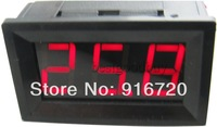 RED led  temperature thermocouple thermometer Digital temp panel meter