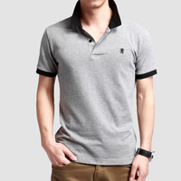 2014 Fasion Men's tops men short sleeve Man short-sleeved body shirt Men's t shirt casual clothes 10 colors