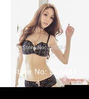 Nobility underwear bc cup bra lace fashion bra set wholesale price brand bra set wireless underwear