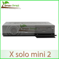 Enigma2 Satellite Receiver X Solo MINI2 HD mini vu solo with BCM7358 DVB-S2,x solo mini 2 ,Free shipping
